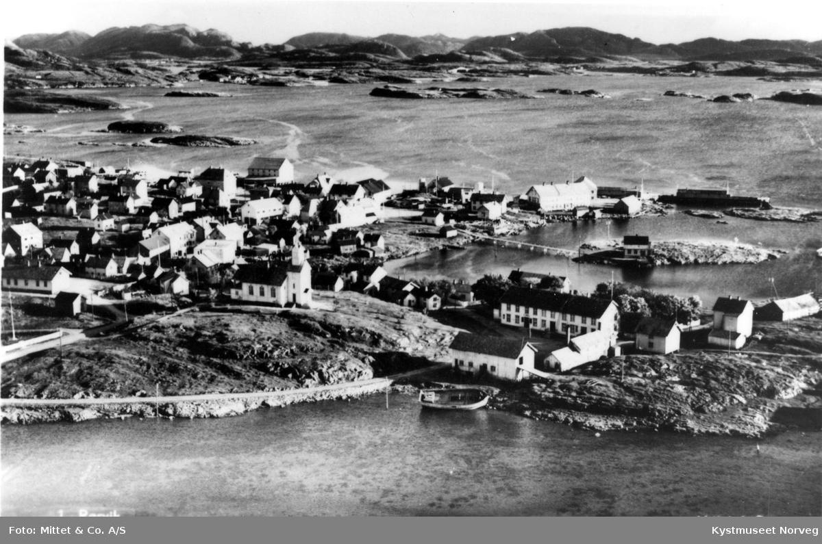 Vikna kommune, Rørvik