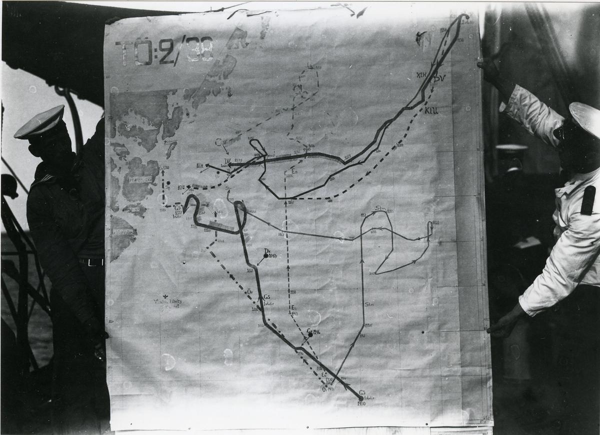 Karta över TÖ: 2/38.