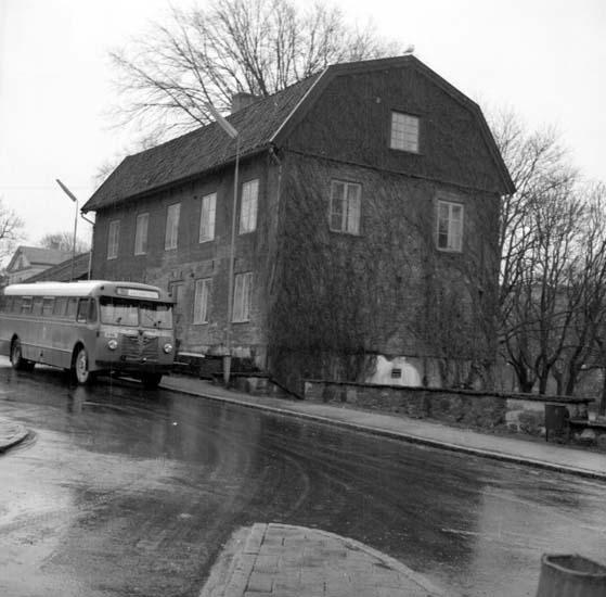 "Enligt notering: ""Gamla Biblioteket nov -59""."