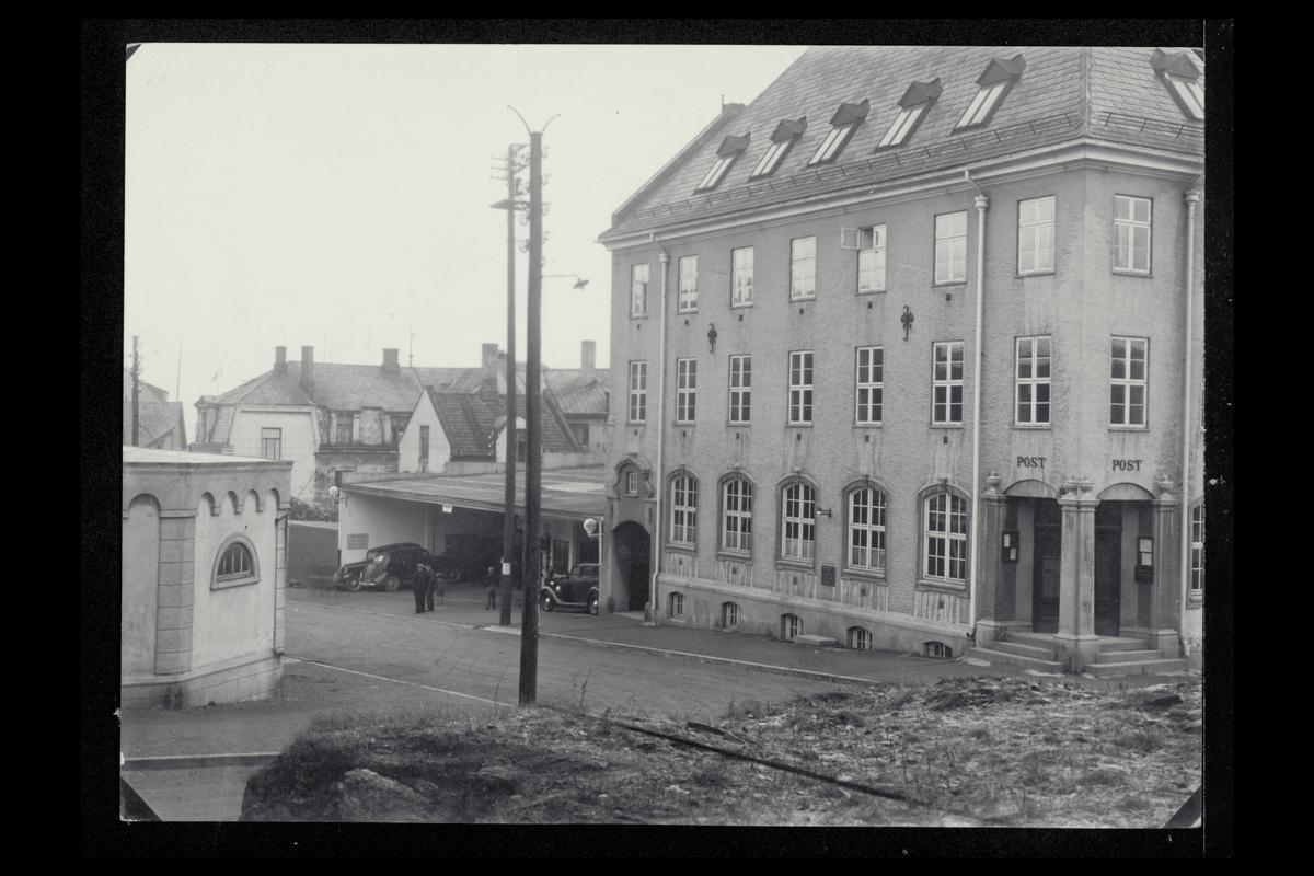 eksteriør, postkontor, 9400 Harstad