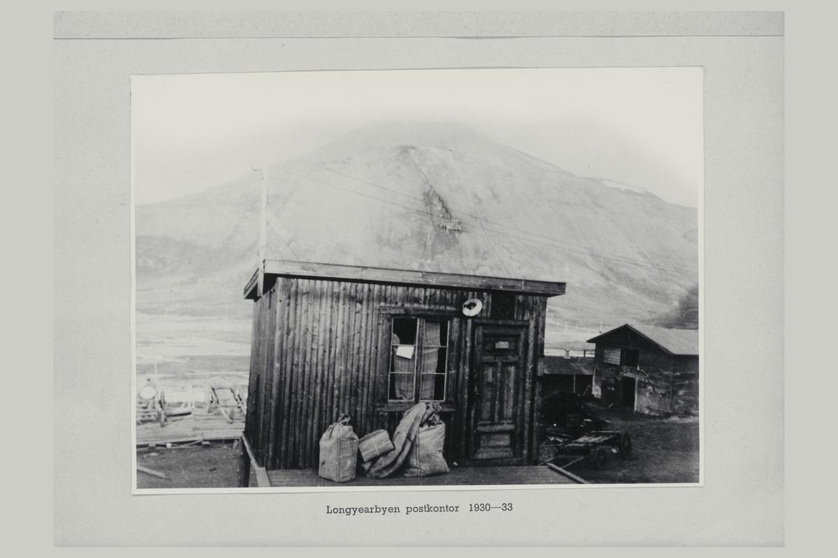 eksteriør, postkontor, 9170 Longyearbyen, postsekker