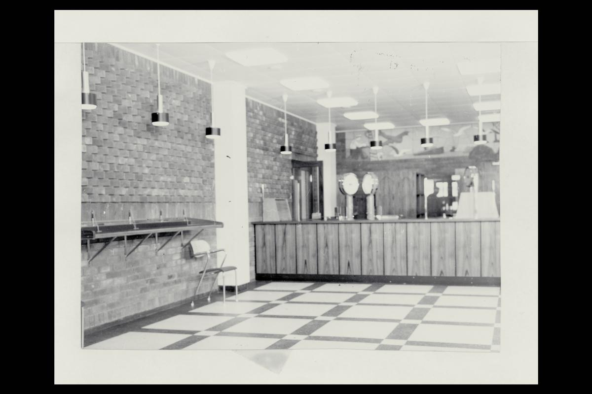 interiør, postkontor, 4800 Arendal