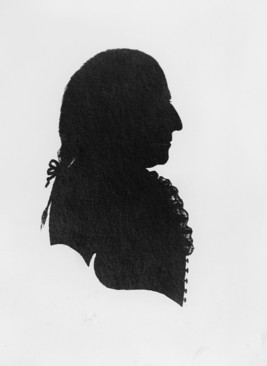 portrett, postmester, Johan Hartwig Victor Carl von Bu¨low