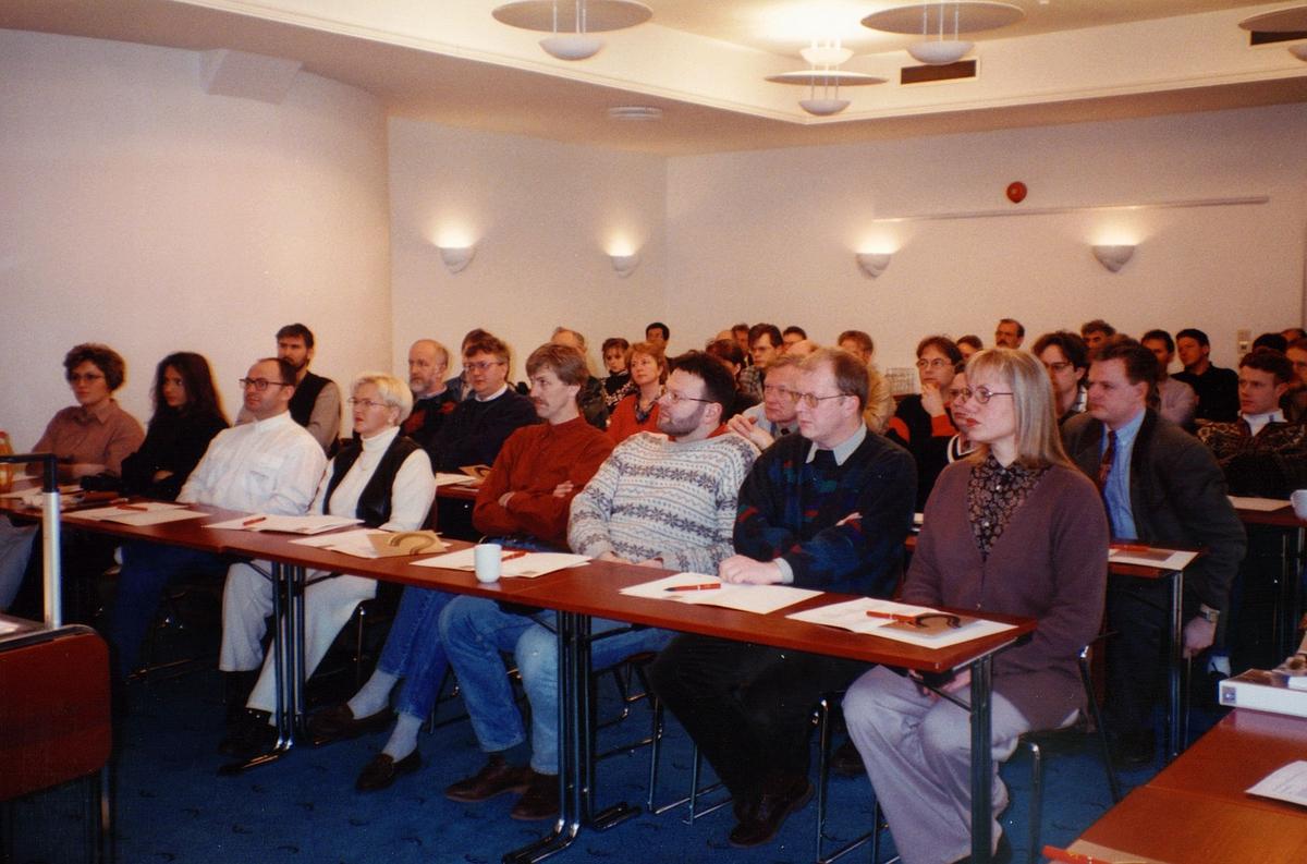 begrepet personale, seminar, Haugesund, menn, kvinner