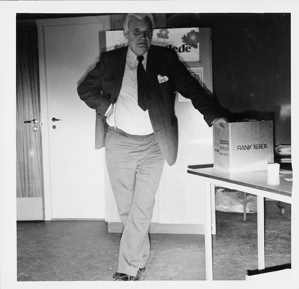 markedsseksjonen, Frimerkets dag '73, Trosterud skole, Frimerke-Ringen Posthorn 5 år