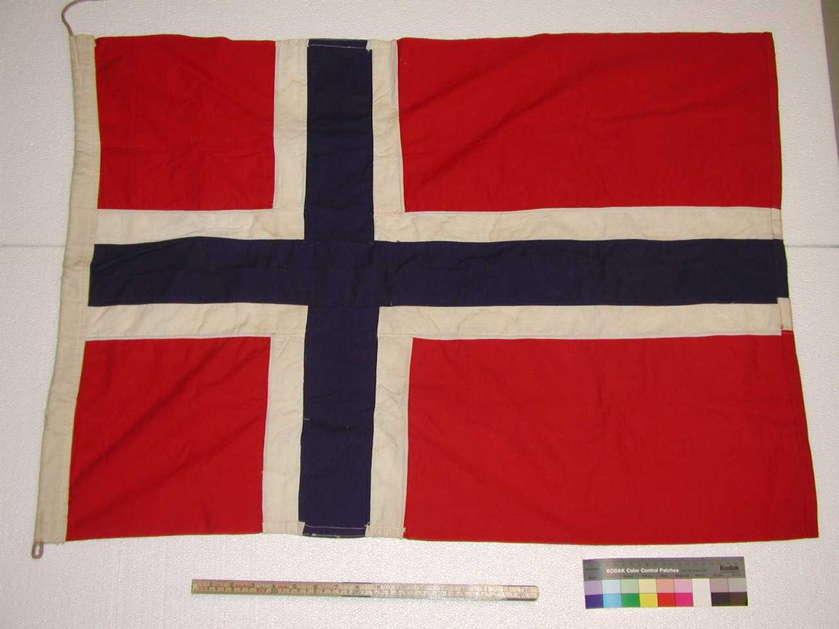 Flagg, norsk