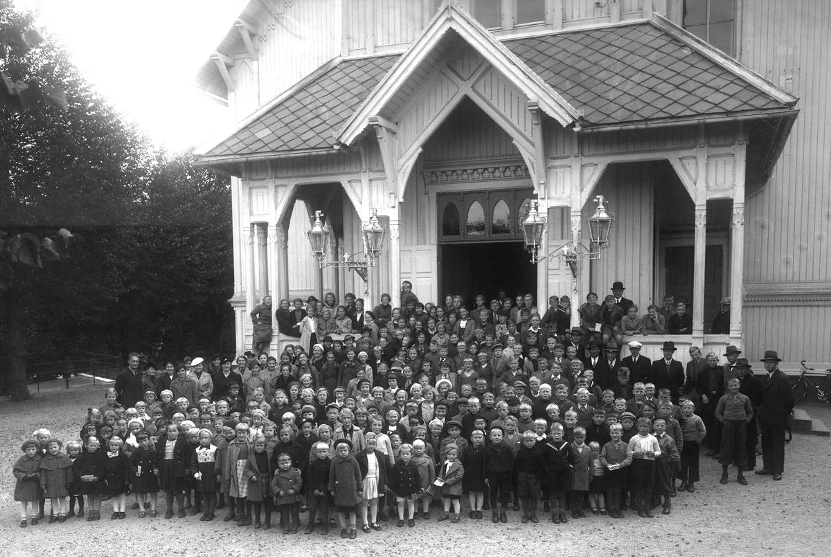 Grimstad søndagsskolegruppe