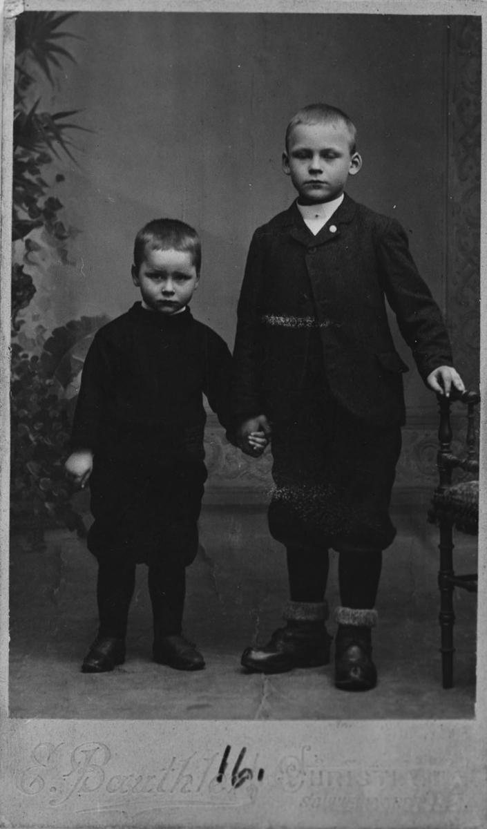Guttene fra v. Kolbjørn (Bjørn), Sven Wilhelm Rød