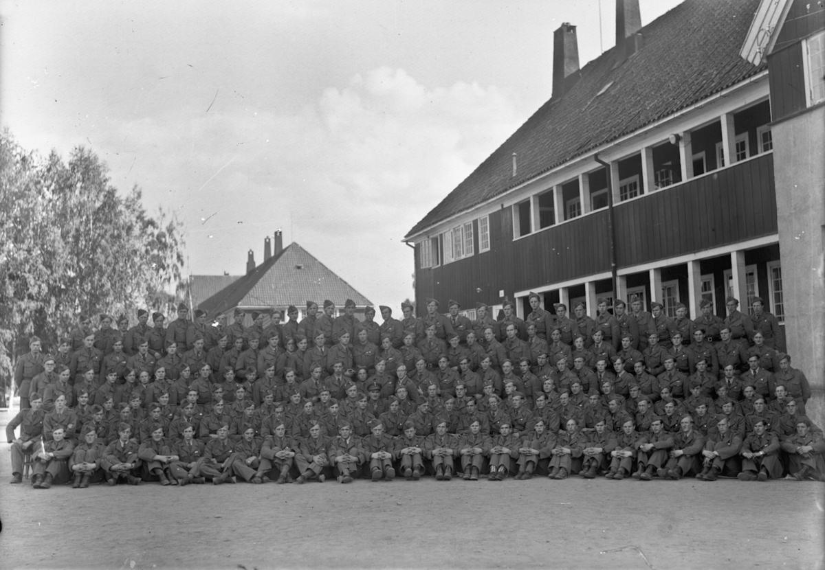 Militær gruppe