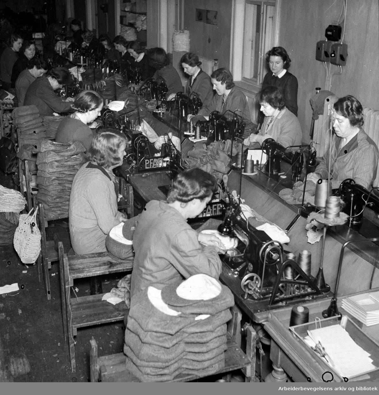 Holm & Aune Luefabrikk, .1945