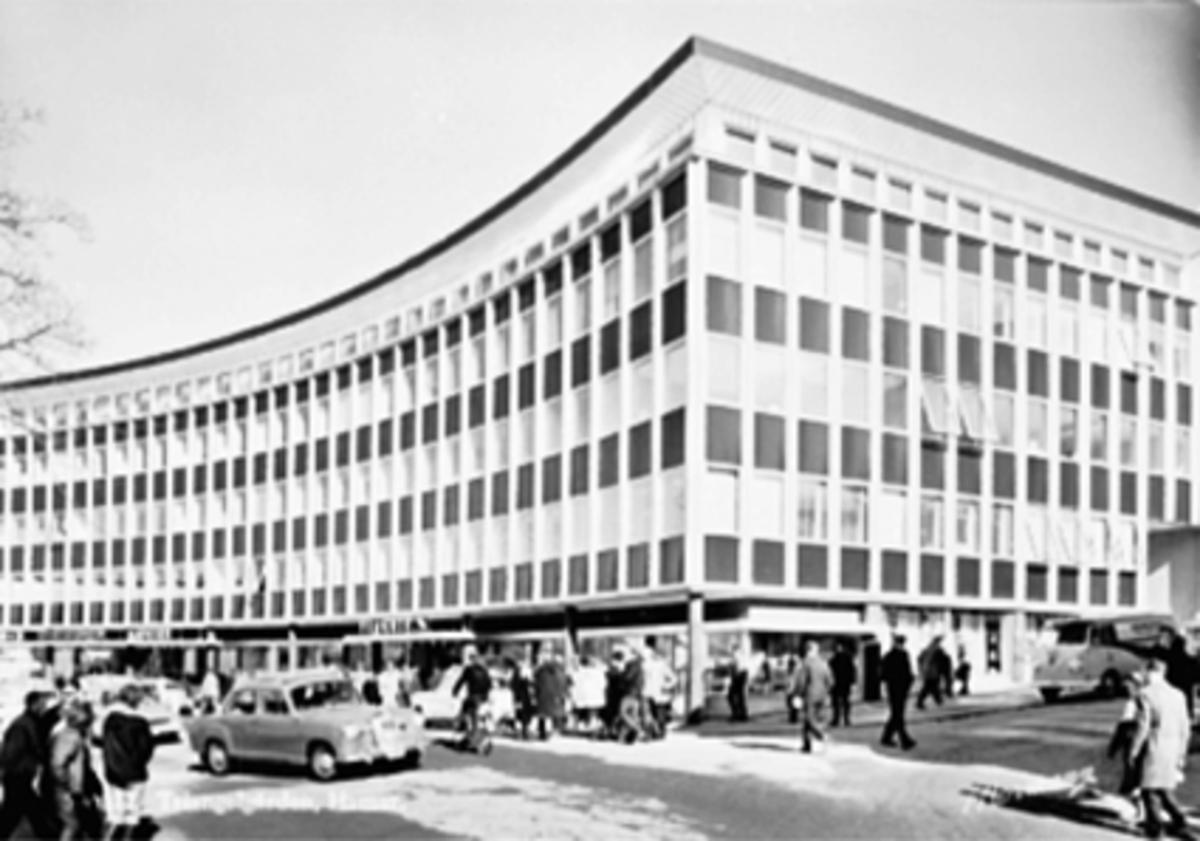 EKSTERIØR TRIANGELGÅRDEN, TORGGATA 63 - 65, OPSAHL & CO, FROGNER A/S