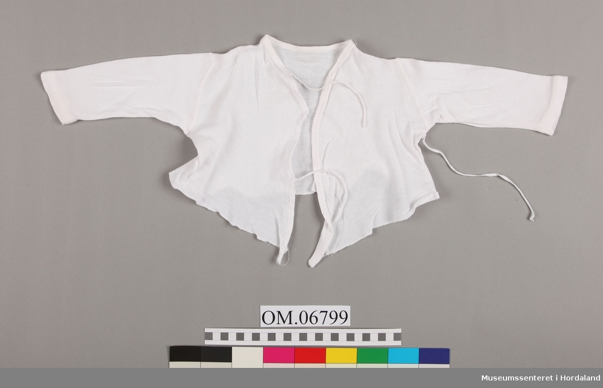 Skjorte Museumssenteret i Hordaland DigitaltMuseum