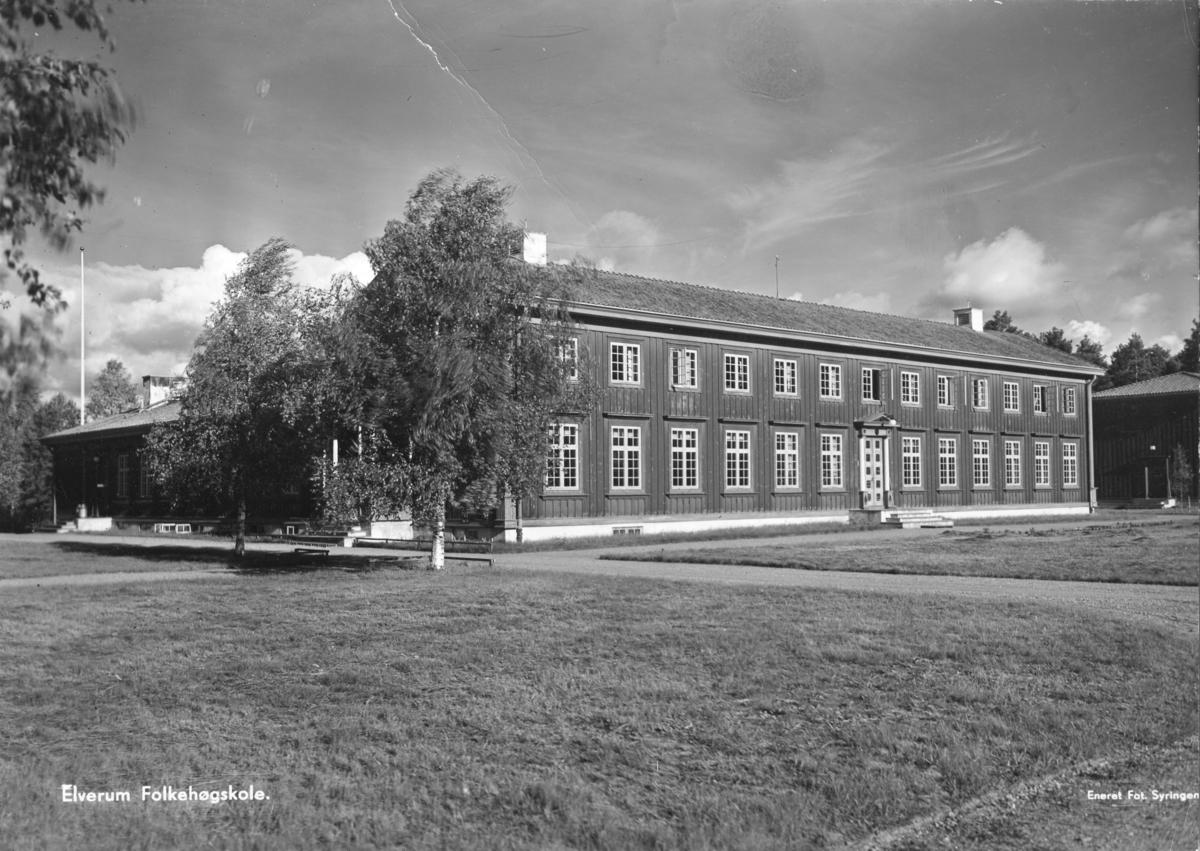 Folkehøyskole