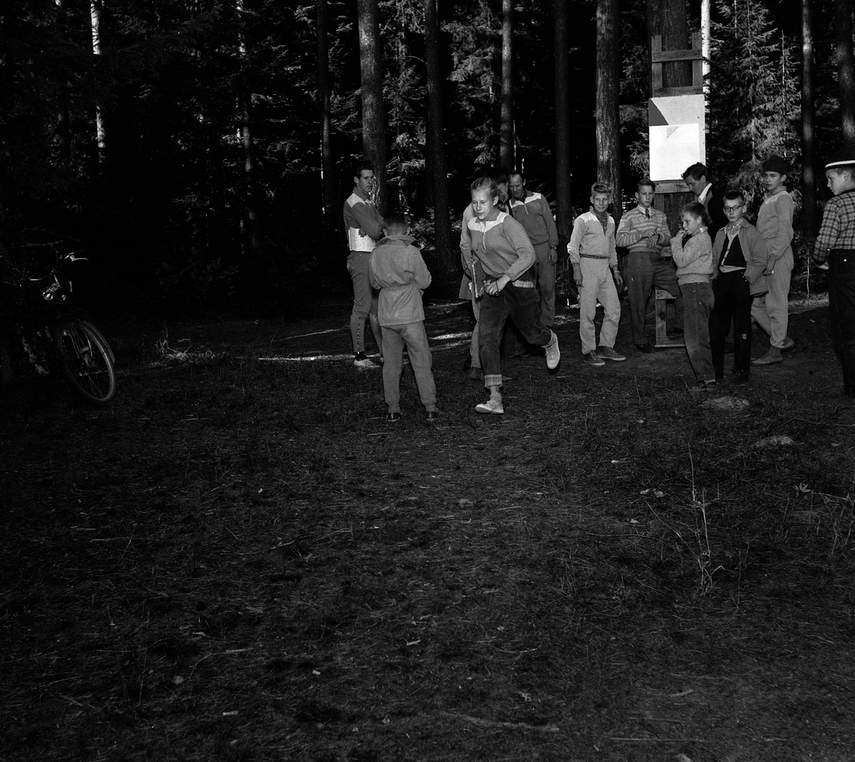 HAMAR JERNSTØPERI OG MEK. VERKSTED, HAM-JERN, ORIENTERINGSLØPERE, 1955