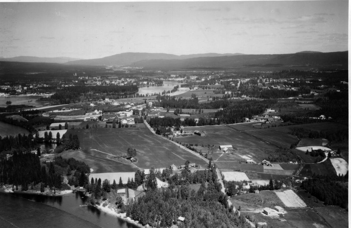 Elverum, Hanstad fra 1949.