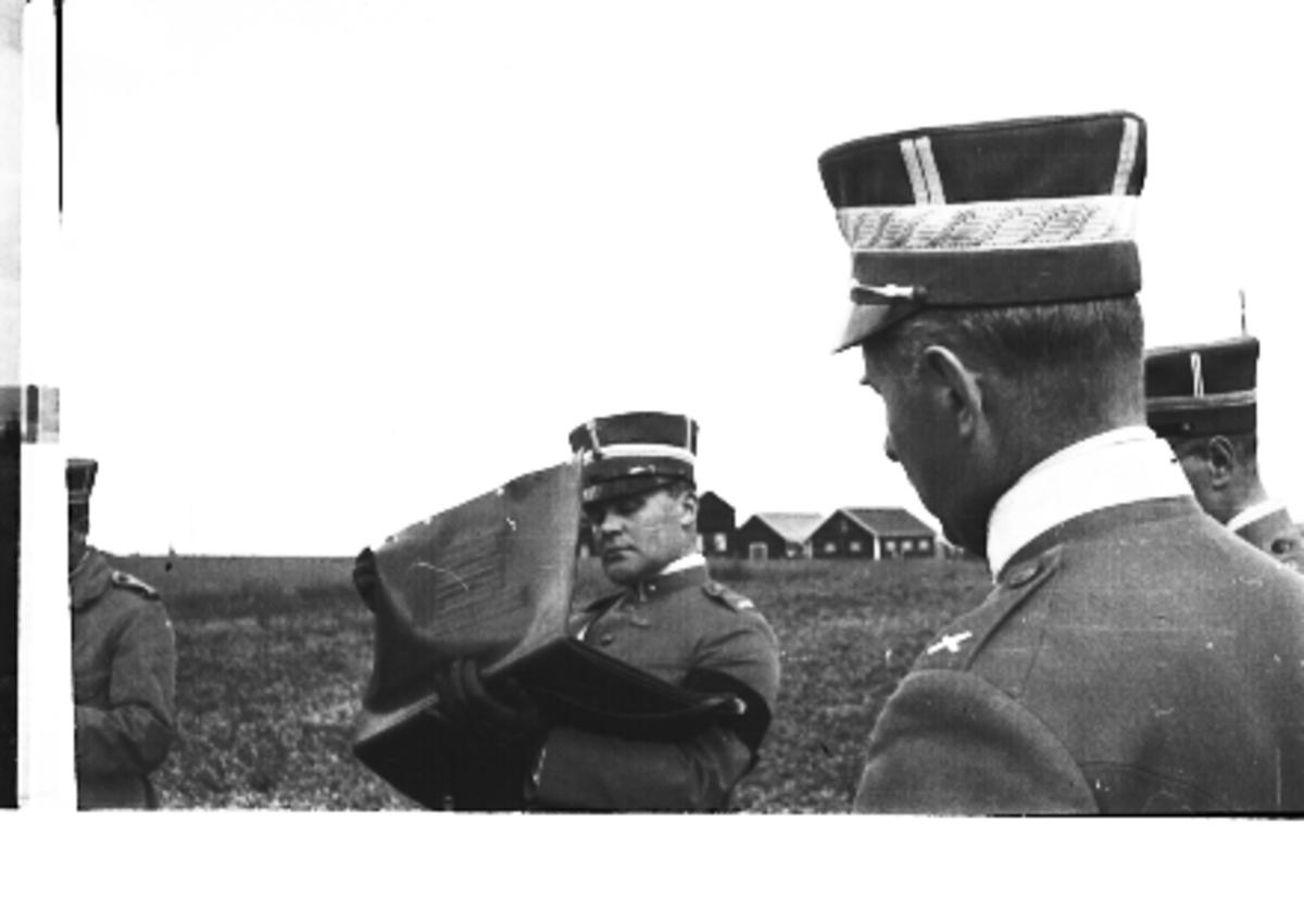 Livregementets Husarer, K3. 1940-tal.