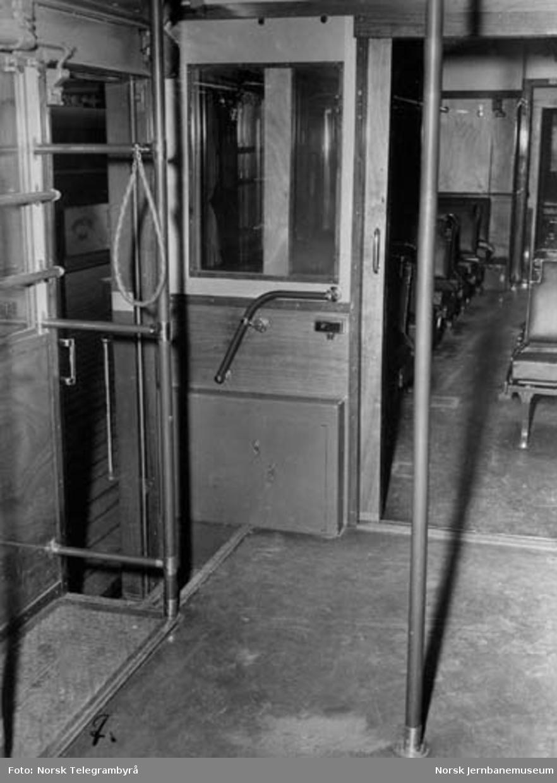 Detaljbilder fra motorvogn type 67