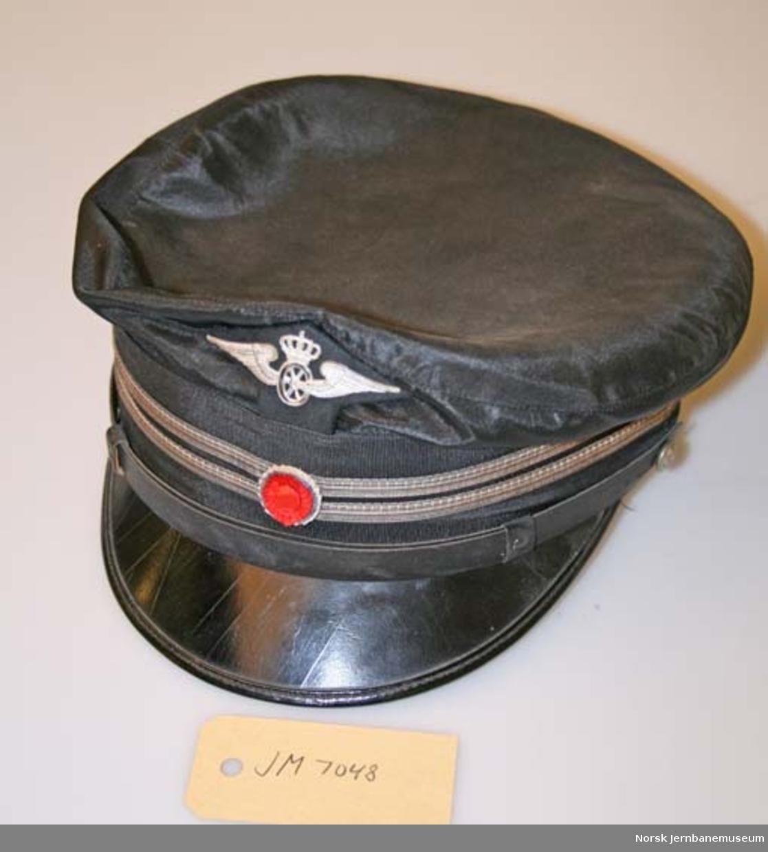 Uniformslue for lokomotivfører