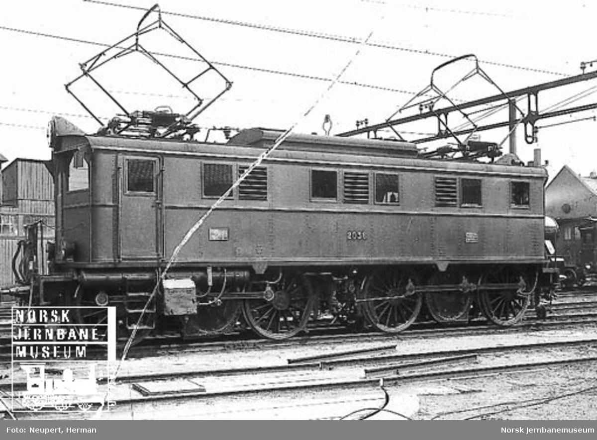 Elektrisk lokomotiv El 5 nr. 2036