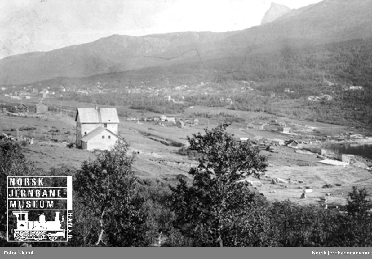Parti fra Narvik