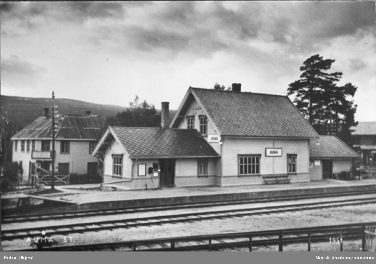 Auma stasjon