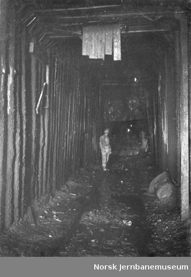 Utmuring av Kronstadtunnelen (Møllendalstunnelen)
