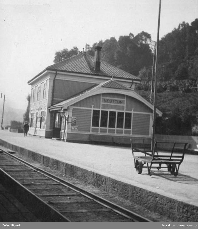 Nesttun stasjonbygning