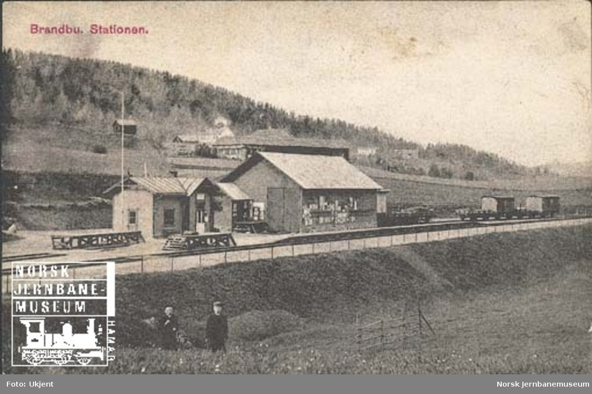 Brandbu stasjon