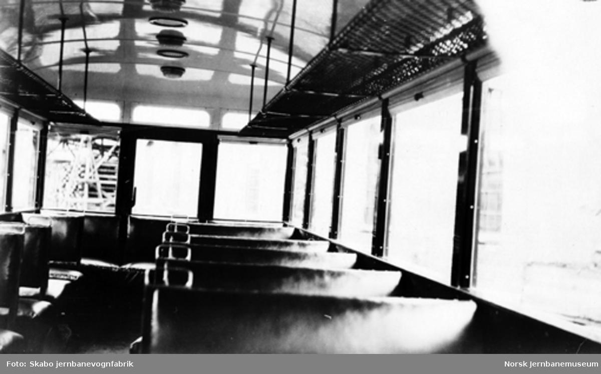 Brockway buss til Schøyens Bilcentraler