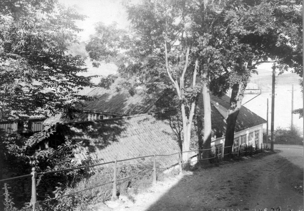 Chrystiegården, Brevik, Telemark.  Nå på Norsk Folkemuseum, bygning nr. 227.